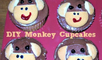 Party Tips 101: Monkey Cupcakes