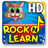 Rock N Learn Phonics Easy Reader Apps