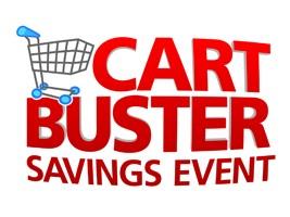 Kroger Cart Busters Promotion