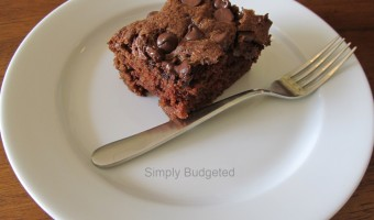 Friday Favorite: Chocolate Zucchini Cake