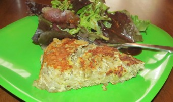 Meatless Monday: Spanish Tortilla