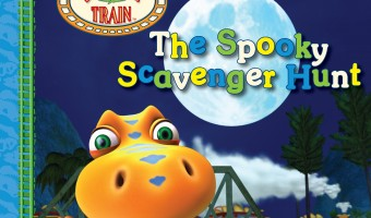 Dinosaur Train Halloween Fun