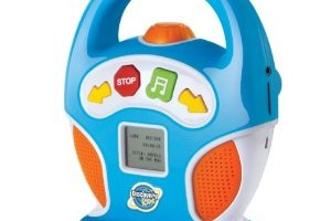 Friday Favorite: Discovery Kids Digital MP3 Boom Box