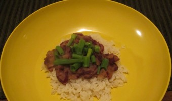 Meatless Monday:  Red Beans and Rice