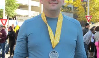Wordless Wednesday: Run Accomplished!