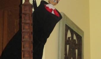 Elf on the Shelf: Welcome Kingston!