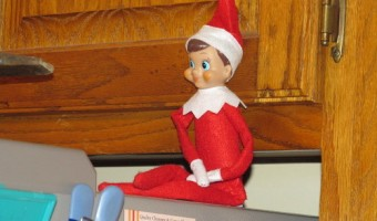 Elf on the Shelf: Day 11