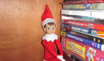 Elf on the Shelf: Day 17