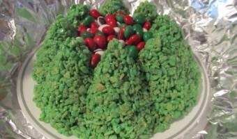 Friday Favorites: Holiday Tree Bundt Pan