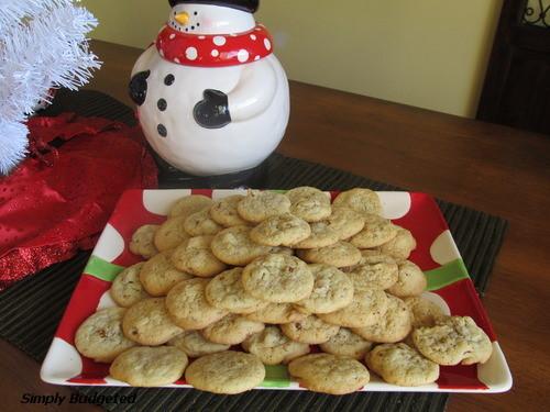 The Great Food Blogger Cookie Swap: Orange Pecan Cookies