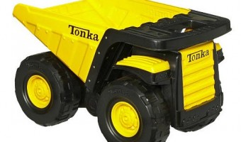 Friday Favorites: Tonka Mighty Dump Truck
