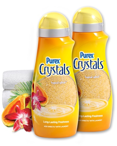 Purex Crystals And Jockey Activewear