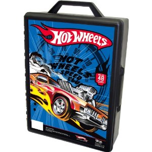 Friday Favorite Hot Wheels Storage Case