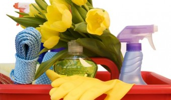Cleaning Two Birds with One Stove: 5 Ways to Make Spring Cleaning Work You Out