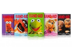 Beth Week: Muppet Band-Aid and Fandago