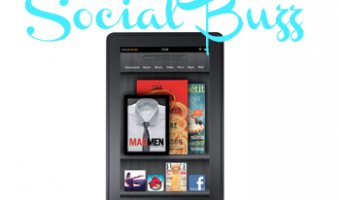 BlogFriendlyPR Social Buzz: Kindle Fire Giveaway