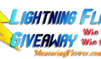 February Lightning Flash Giveaway