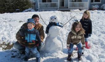 Wordless Wednesday – Snow Day!