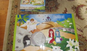 Wee Believers Floor Puzzles