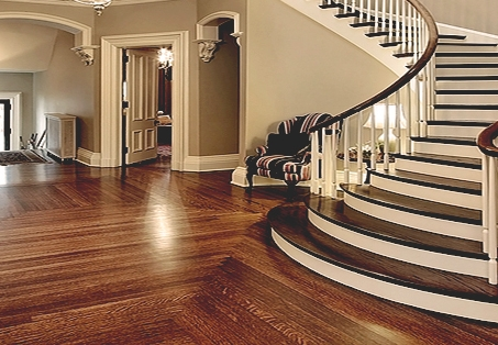 Bringing The Shine Back To Your Hardwood Floors