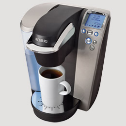 Coffee Maker Clean Button : Friday Favorite: Keurig Platinum Plus