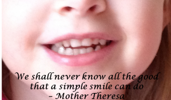 Thursday Thought: A Simple Smile