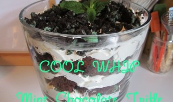 COOL WHIP Mint Chocolate Trifle Recipe