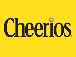 New 2 Box Cheerios