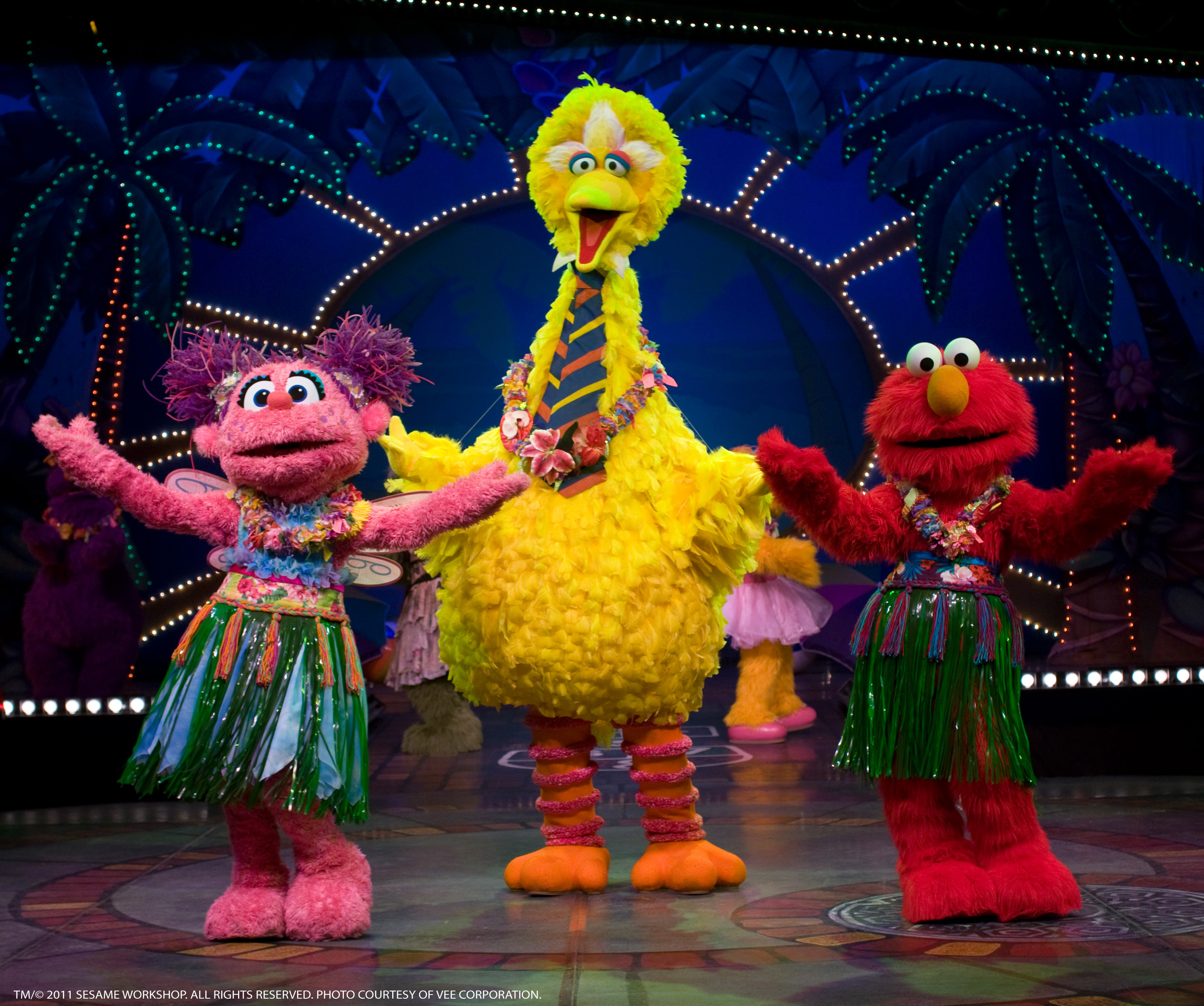 adult sesame street musical