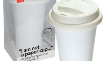 Friday Favorite: DCI I Am Not a Paper Cup