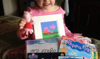 Do you have Peppa Pig fan at your house?