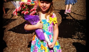 Wordless Wednesday: Kindergarten Graduation