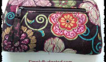 Friday Favorite: Vera Bradley Zip Around Wallet