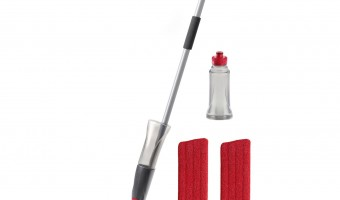 Friday Favorite: Rubbermaid Reveal Spray Mop Kit
