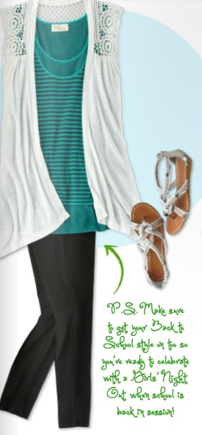 issuu sears page outfit Back to School shopping for MOM!!! #momsguide