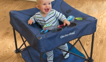 One Step Ahead KidCo Go-Pod Giveaway #babygifts