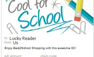 $200 Amazon Gift Card #back2school