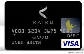 KAIKU Prepaid Visa Card – A New Money Management Tool