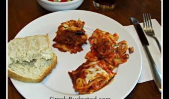 The Lasagna Taste Test Challenge