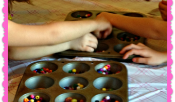 Friday Favorite: Muffin Tins for Bead Crafts