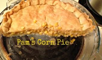 Meatless Monday: Pam's Corn Pie