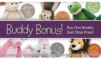 Scentsy Buddies for VCU Pediatric Hem/Onc Unit #fundraiser