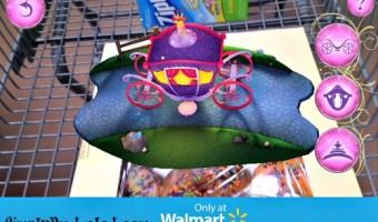 Disney Princess Augmented Reality App #DisneyPrincessWMT