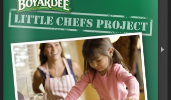 Announcing the #LittleChefs Twitter party and e-card