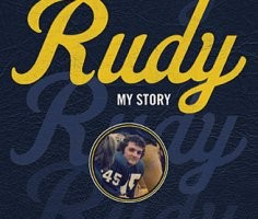 Rudy: My Story By Rudy Ruettiger, with Mark Dagostino