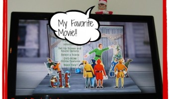 Elf on the Shelf 2012: Day 4