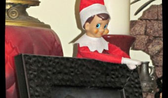 Elf on the Shelf 2012: Day 5