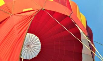 Hot Air Balloon Ride over Virginia