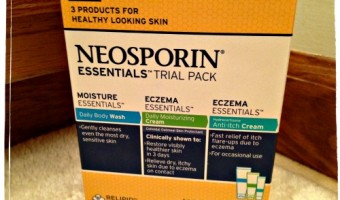 Bring in the First Day of Winter with Neosporin Essentials