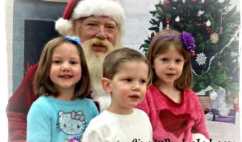 The Free Walmart Santa
